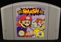 Nintendo 64 (N64): Super Smash Bros. - Cart Only